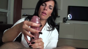 How Many Times Does She Make Him Cum??